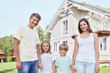 строительство дома материнский капитал