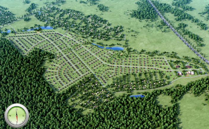 Кадастровый план садоводства стройтрест 104