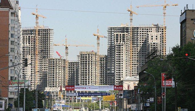 Около 40% введенного вПодмосковье ссамого начала года жилья довелось намалоэтажку