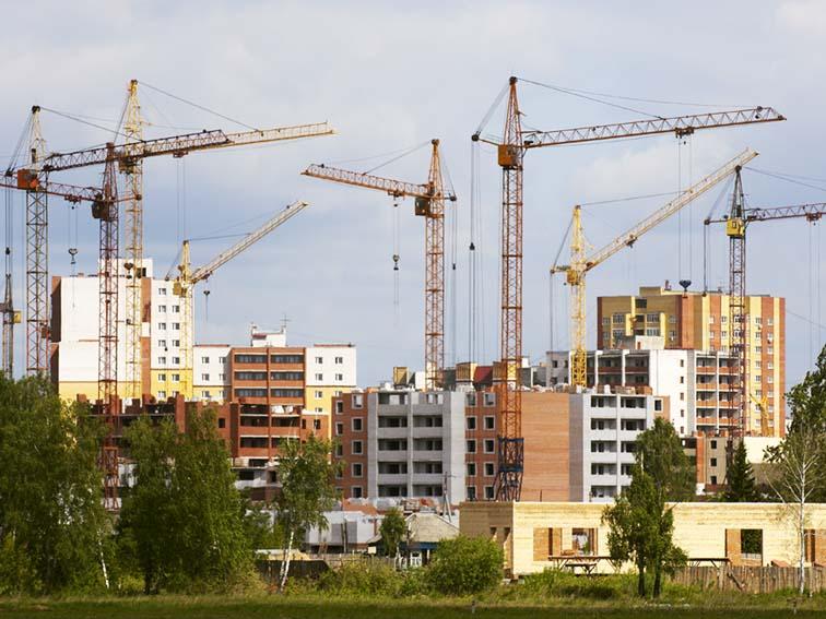 ВПодмосковье 18% строящихся домов будут комфорт-класса
