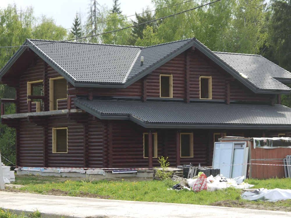 Дома в поселке